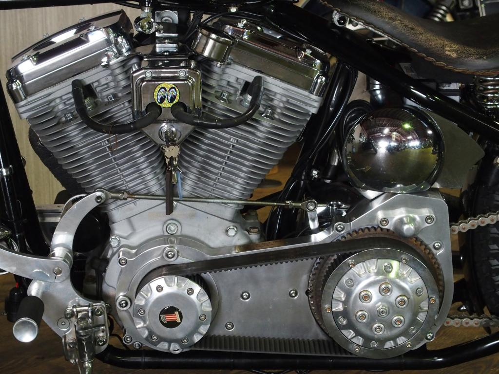 ハーレーダビッドソン 1999 MYP SBS Socal Bobber 車体写真8