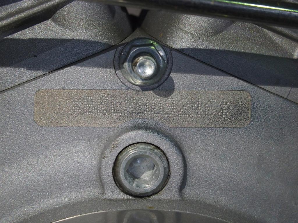 ハーレーダビッドソン 1999 MYP SBS Socal Bobber 車体写真11