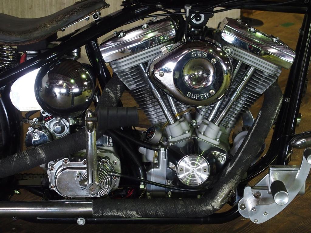 ハーレーダビッドソン 1999 MYP SBS Socal Bobber 車体写真7