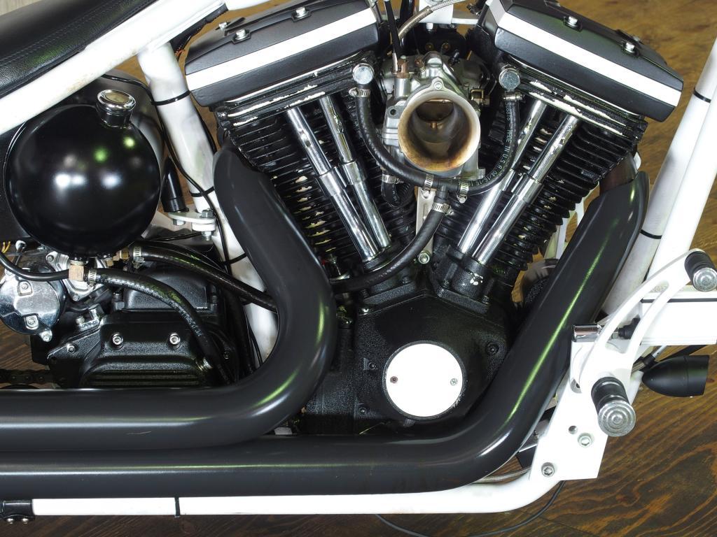 ハーレーダビッドソン 1999 Ridgid EVO 車体写真7