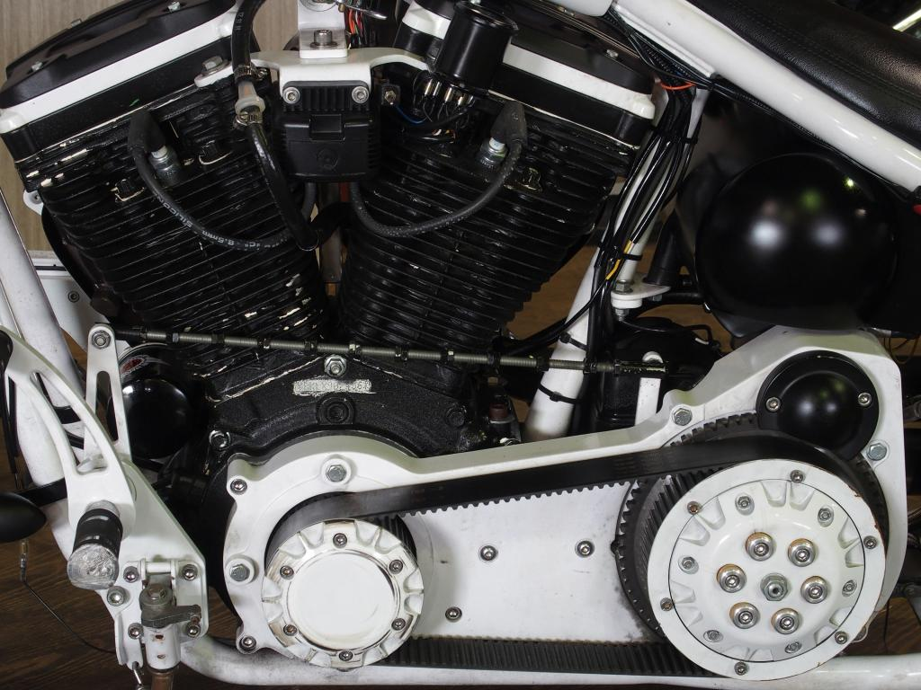 ハーレーダビッドソン 1999 Ridgid EVO 車体写真8
