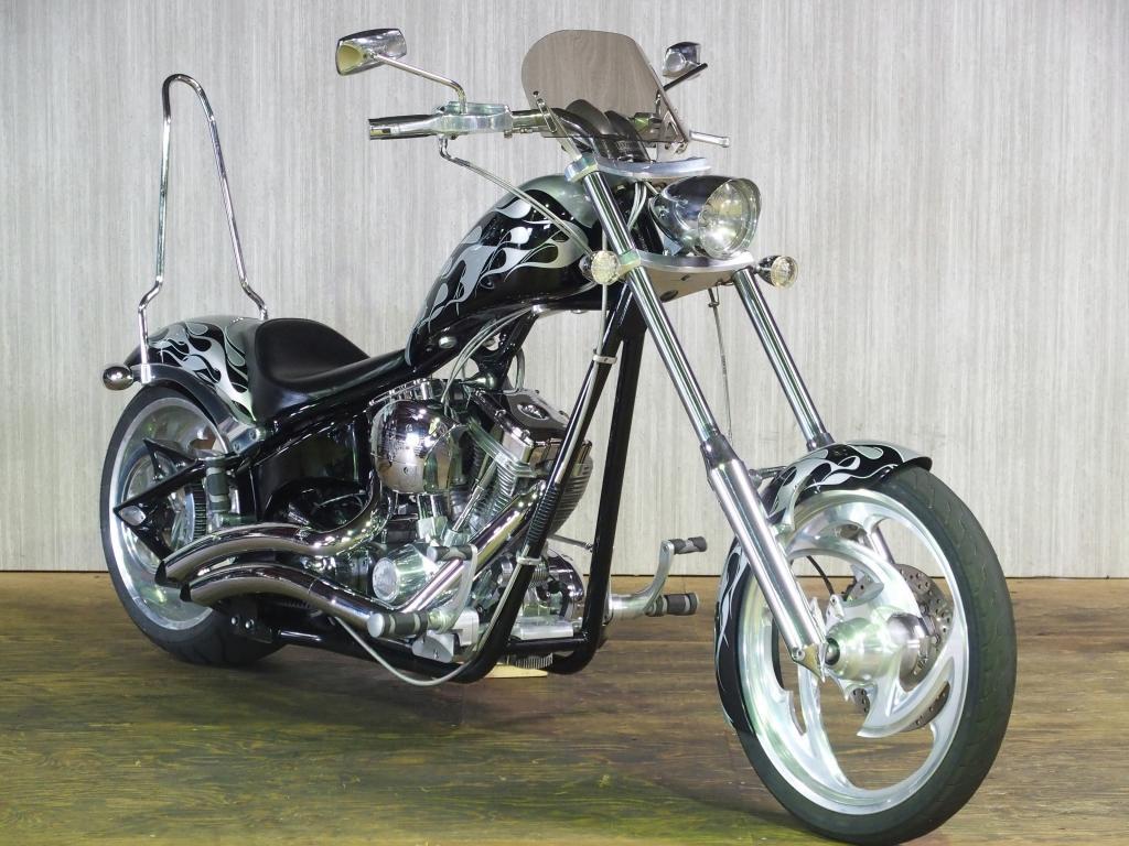 ビッグドック 2005 Big Dog Chopper 車体写真2