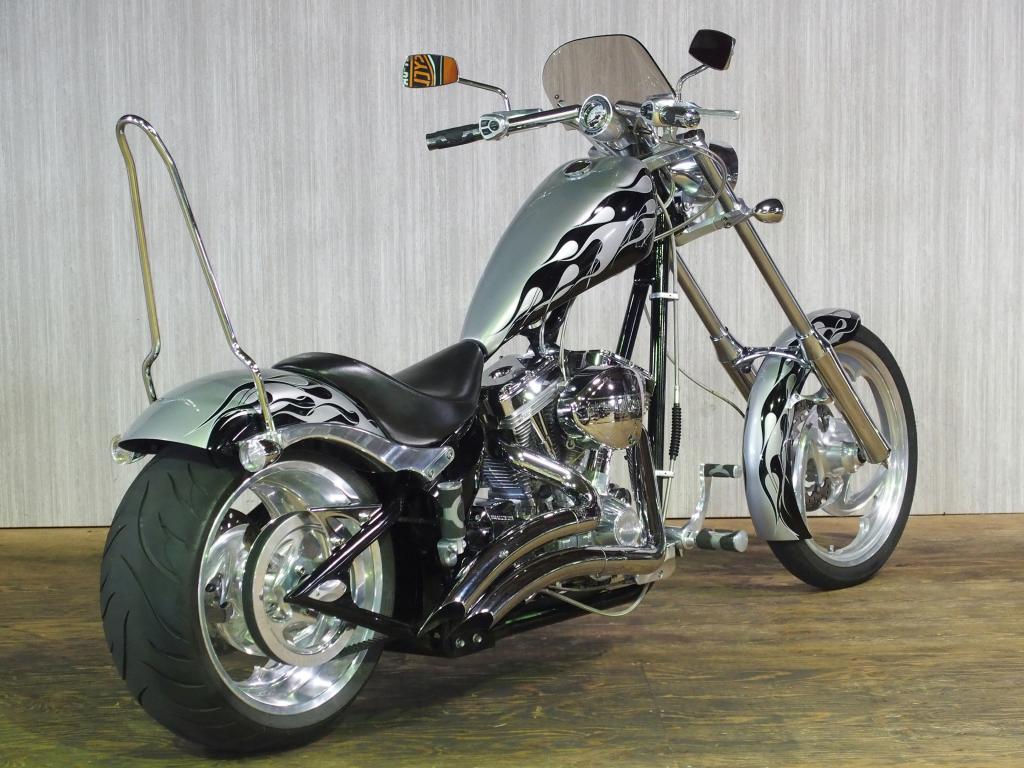 ビッグドック 2005 Big Dog Chopper 車体写真3