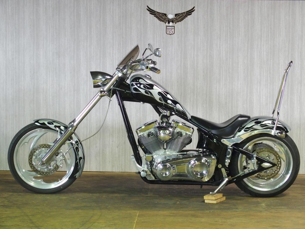 ビッグドック 2005 Big Dog Chopper 車体写真4