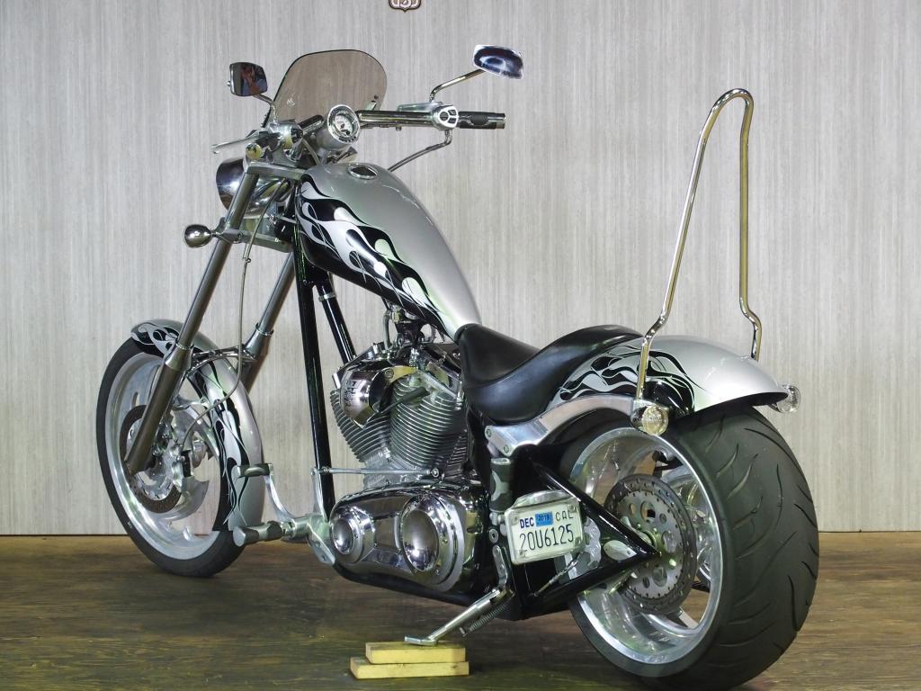 ビッグドック 2005 Big Dog Chopper 車体写真6