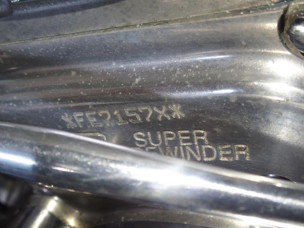 ビッグドック 2005 Big Dog Chopper 車体写真10