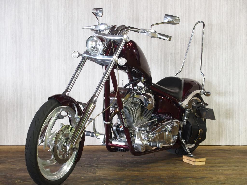 ビッグドック 2005 Big Dog Chopper 車体写真5