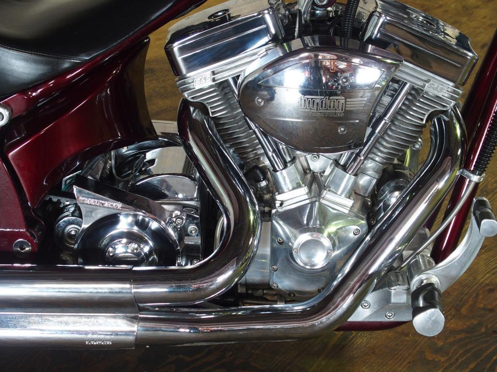 ビッグドック 2005 Big Dog Chopper 車体写真7
