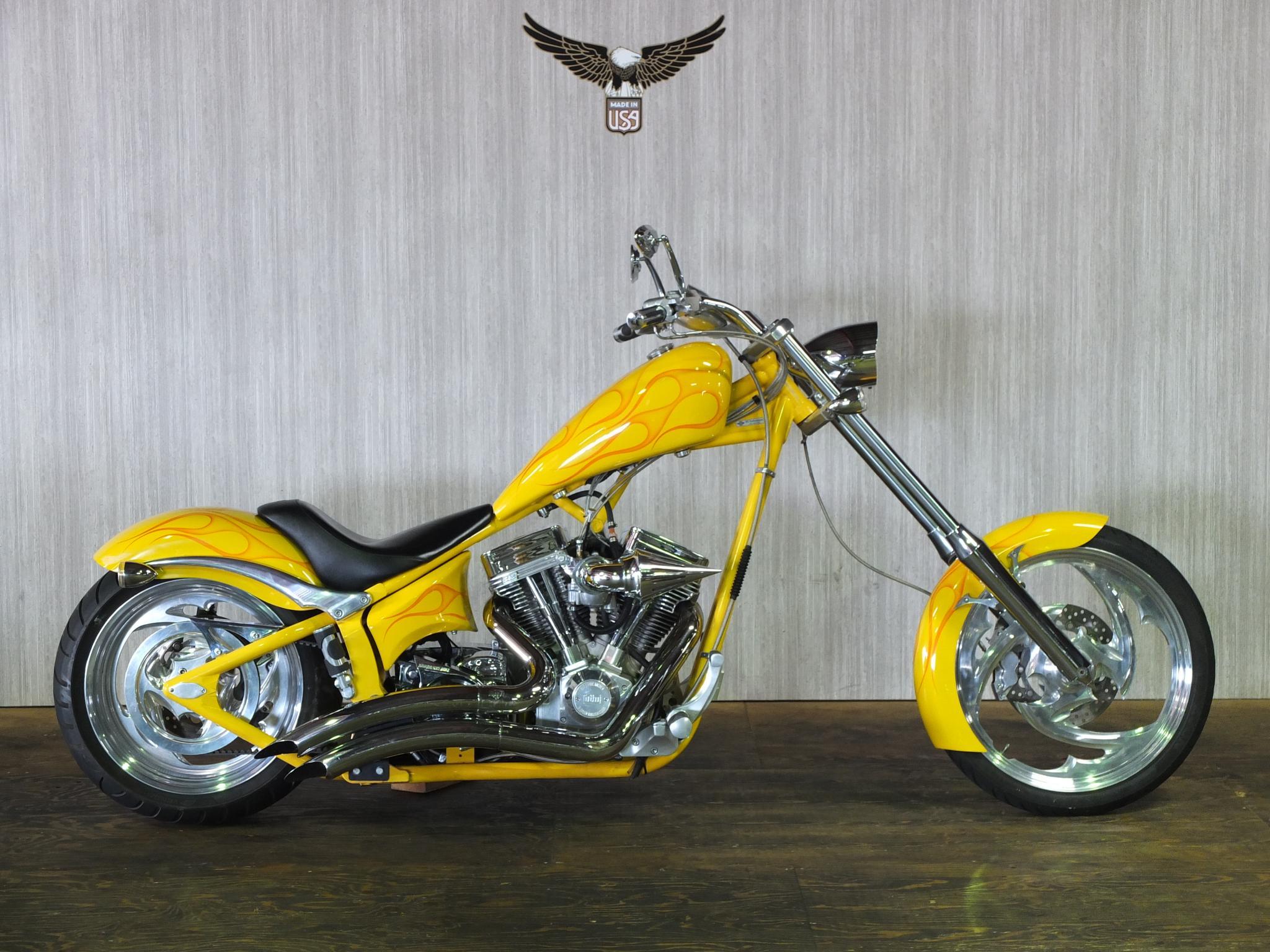 ハーレーダビッドソン 2005 Big Dog Chopper 車体写真1