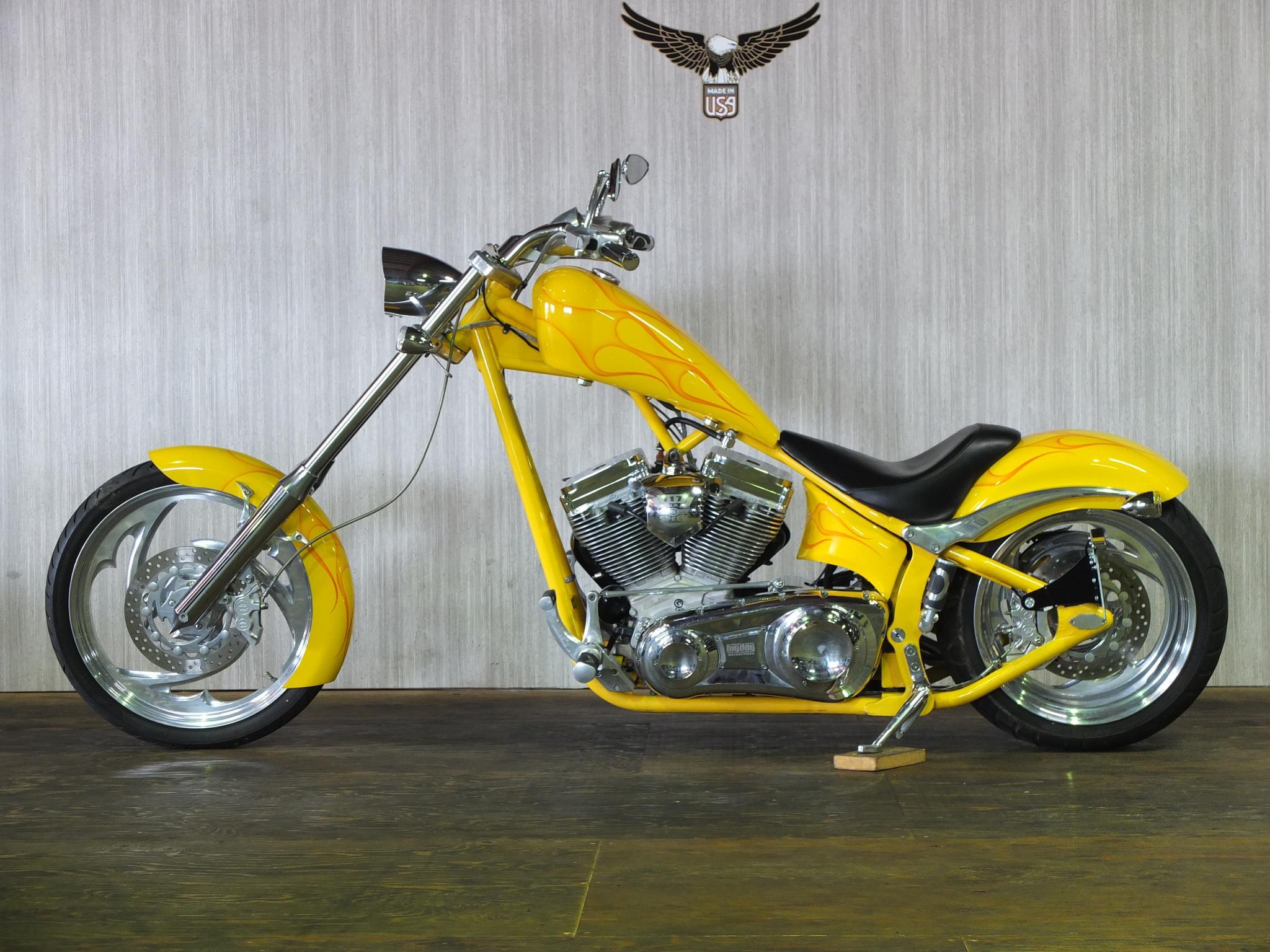 ハーレーダビッドソン 2005 Big Dog Chopper 車体写真4
