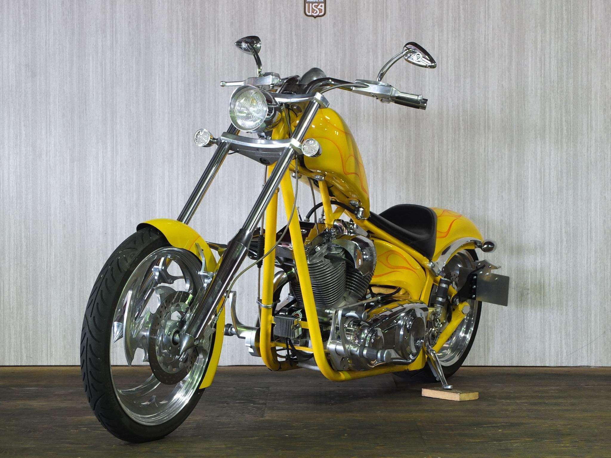 ハーレーダビッドソン 2005 Big Dog Chopper 車体写真5
