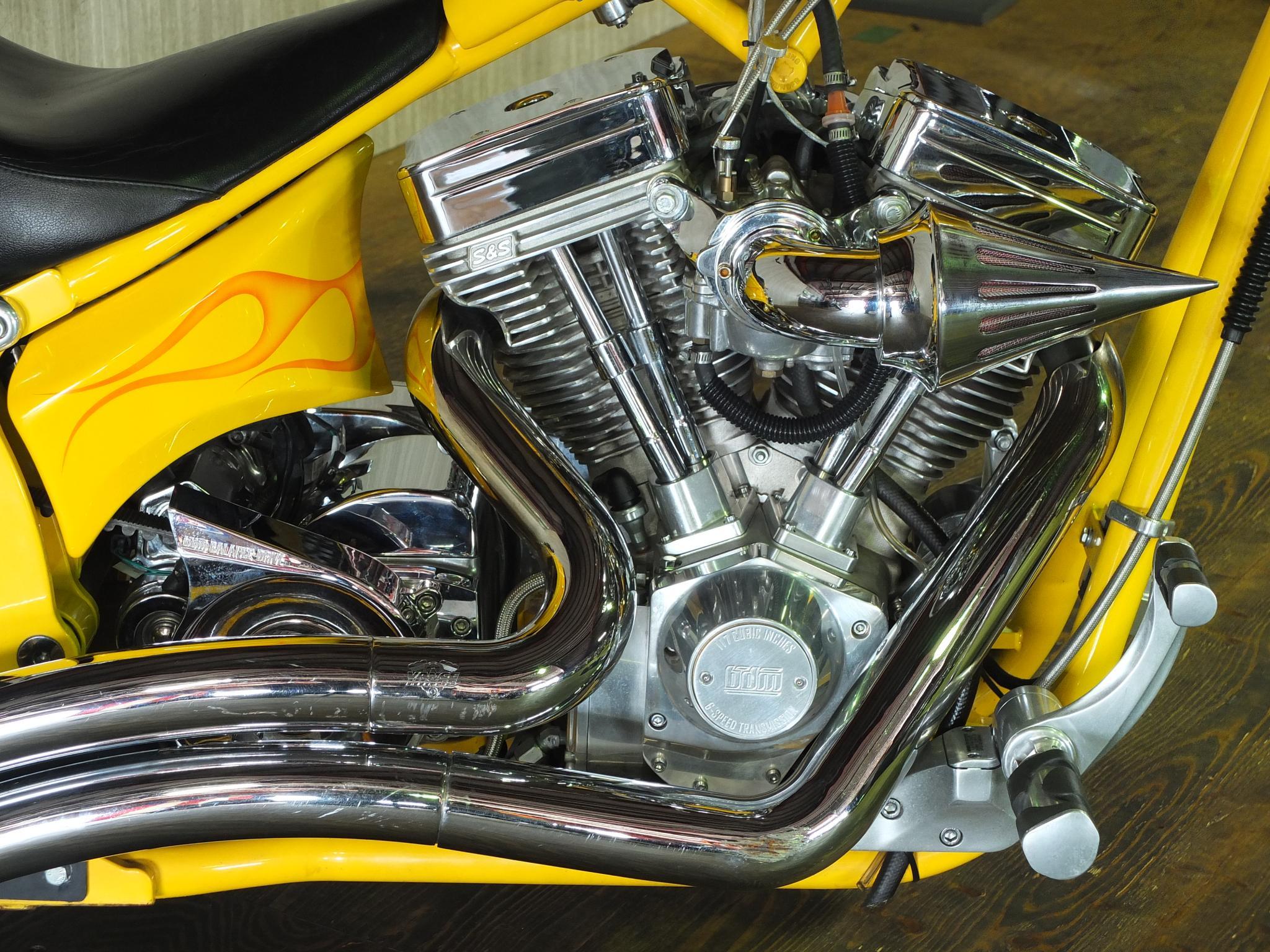 ハーレーダビッドソン 2005 Big Dog Chopper 車体写真7