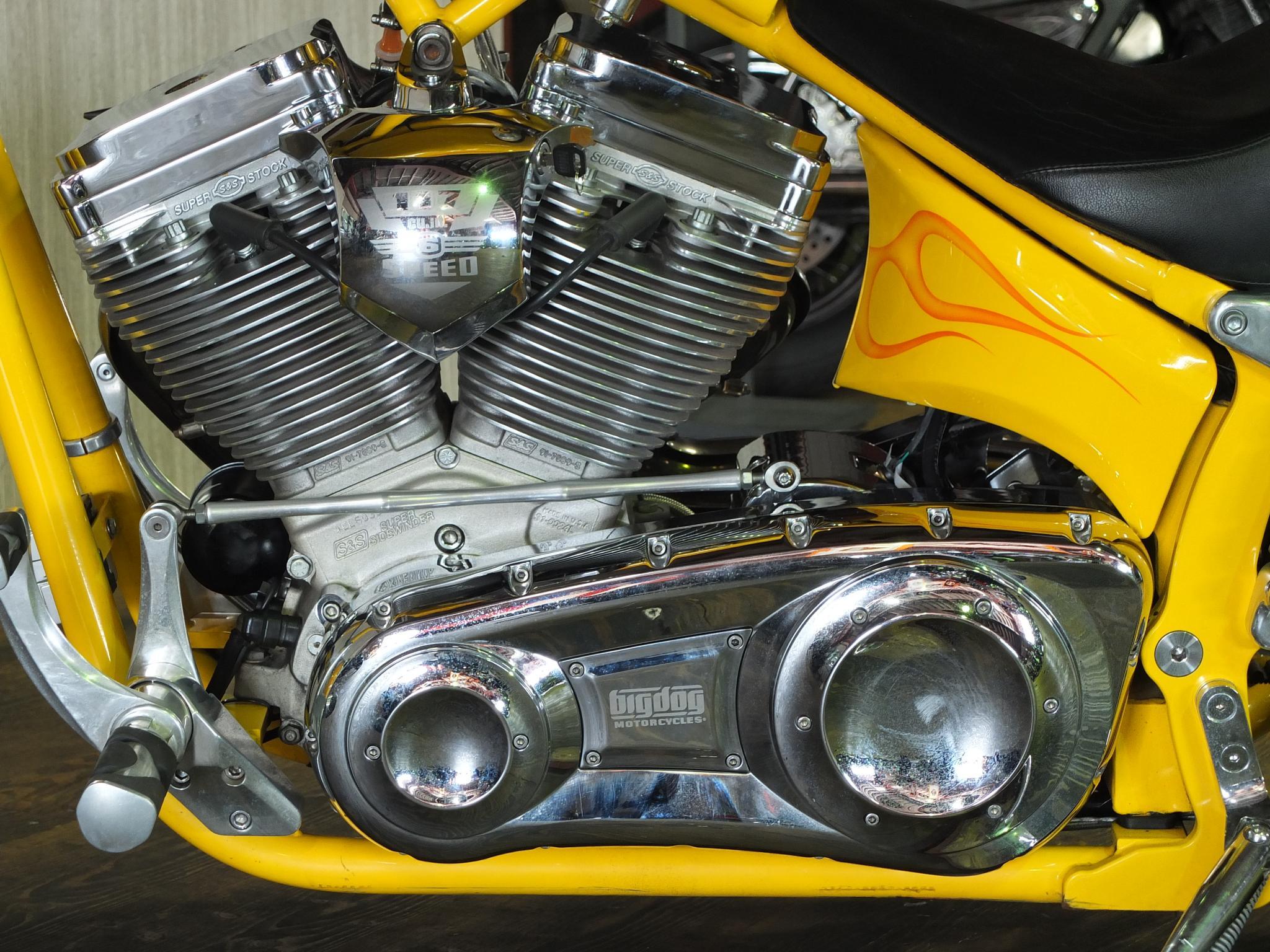 ハーレーダビッドソン 2005 Big Dog Chopper 車体写真8