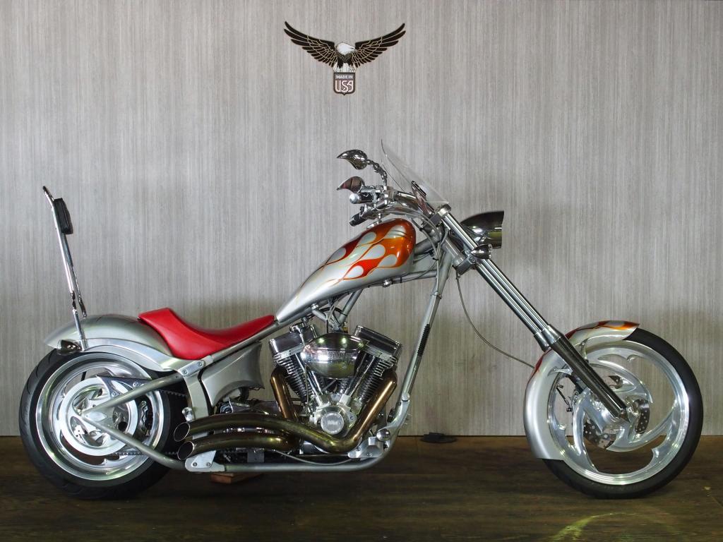 ビッグドック 2005 Big Dog chopper 車体写真1
