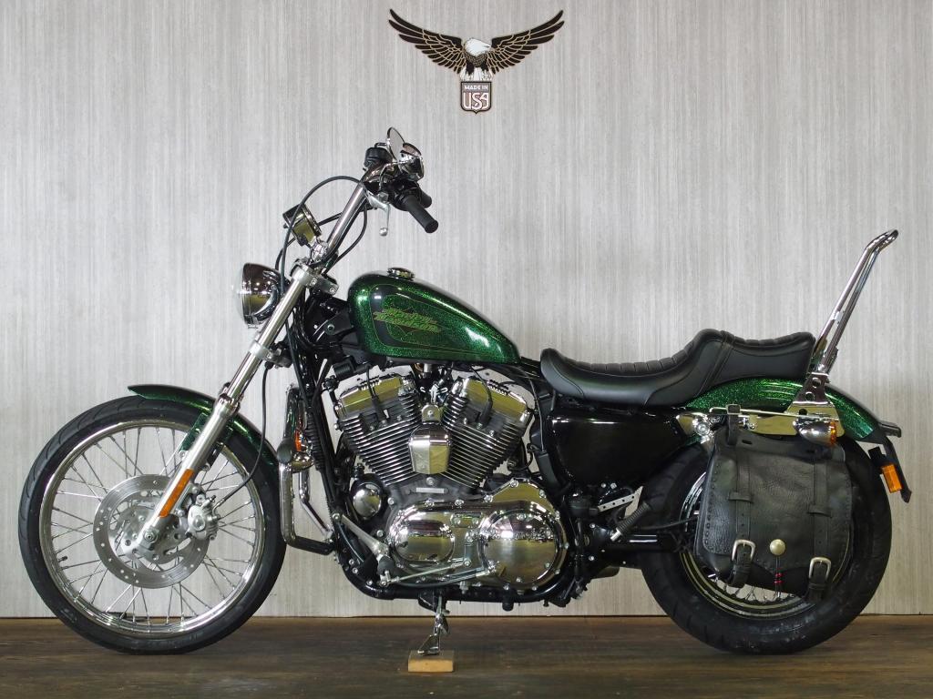 ハーレーダビッドソン 2012 XL 1200 車体写真3