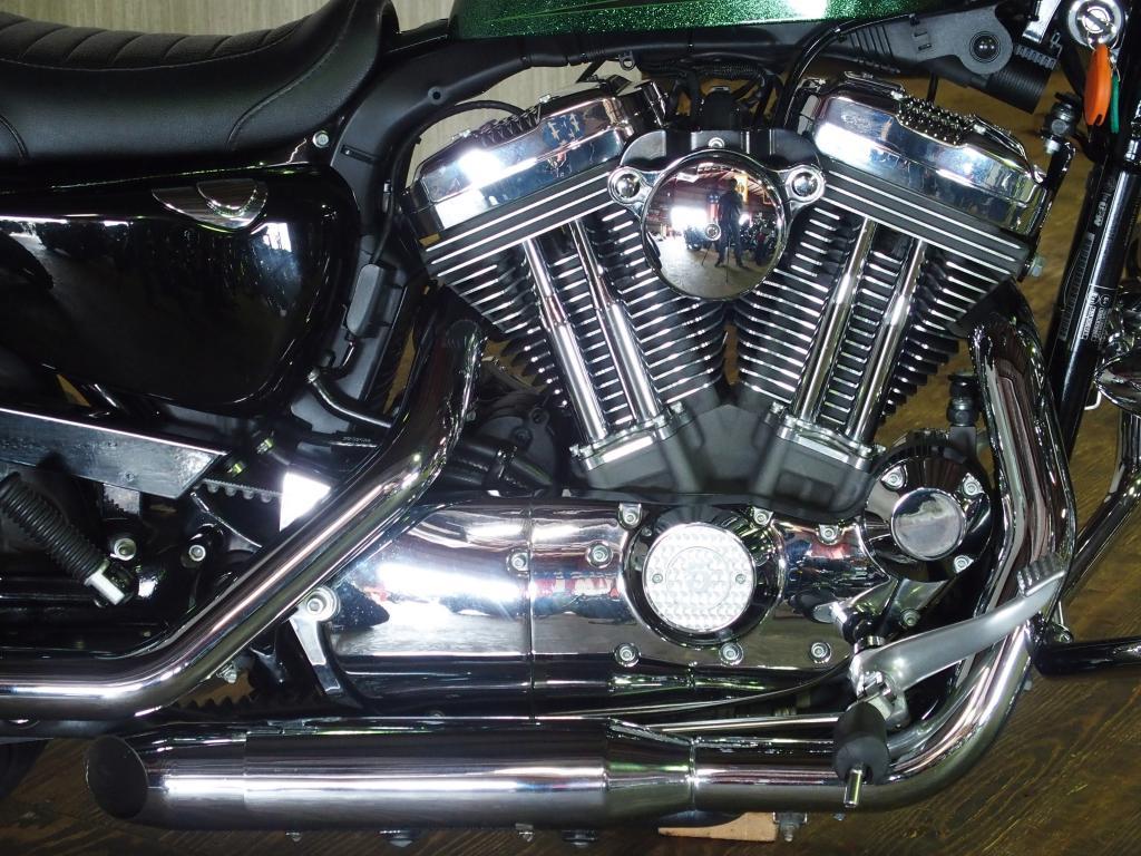 ハーレーダビッドソン 2012 XL 1200 車体写真8