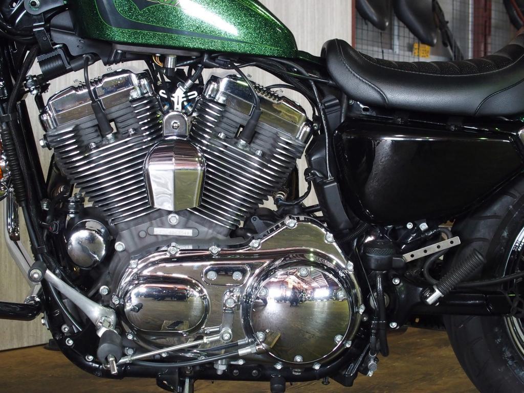 ハーレーダビッドソン 2012 XL 1200 車体写真9