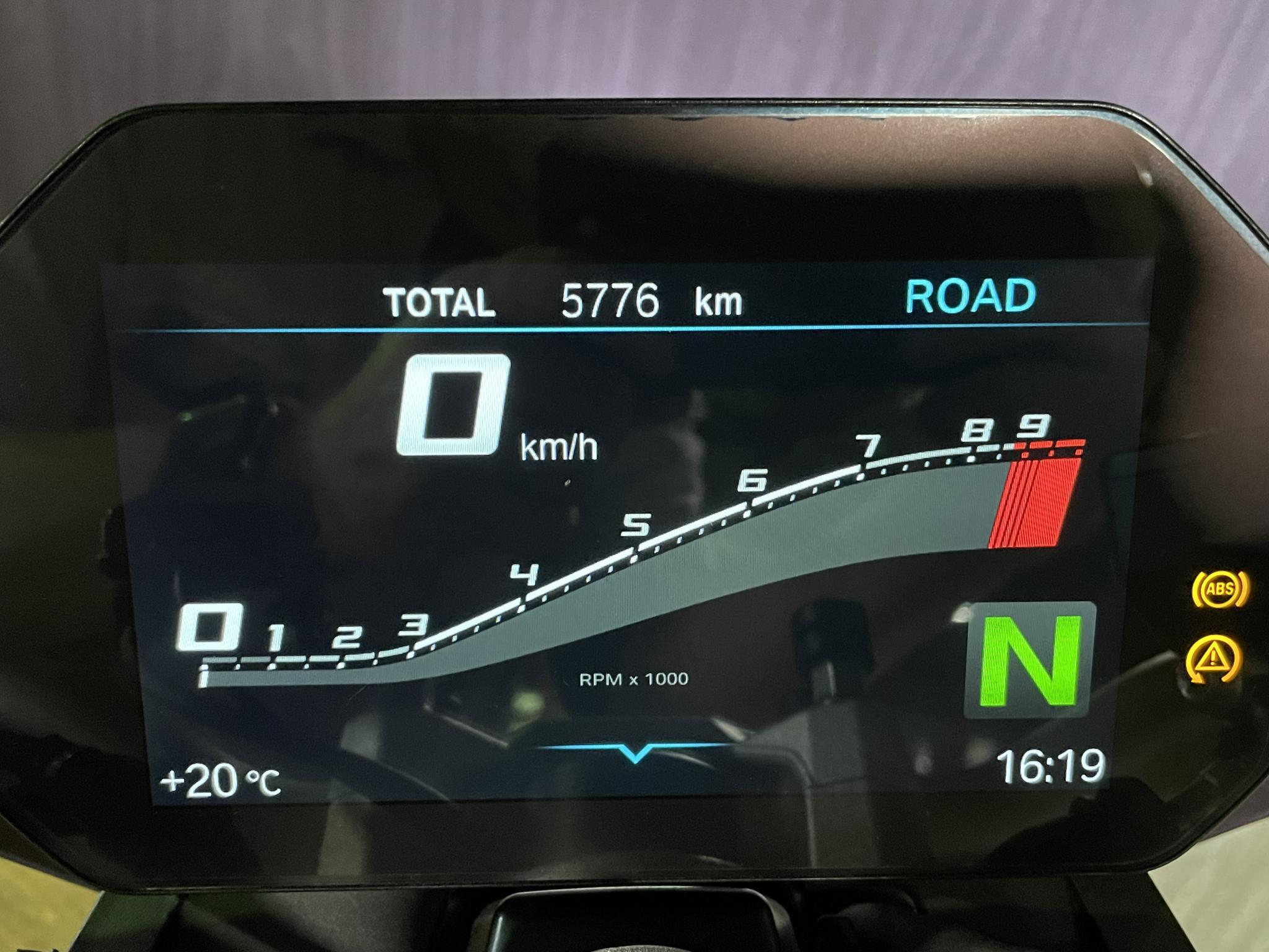 BMW 2020 BMW F900 車体写真9