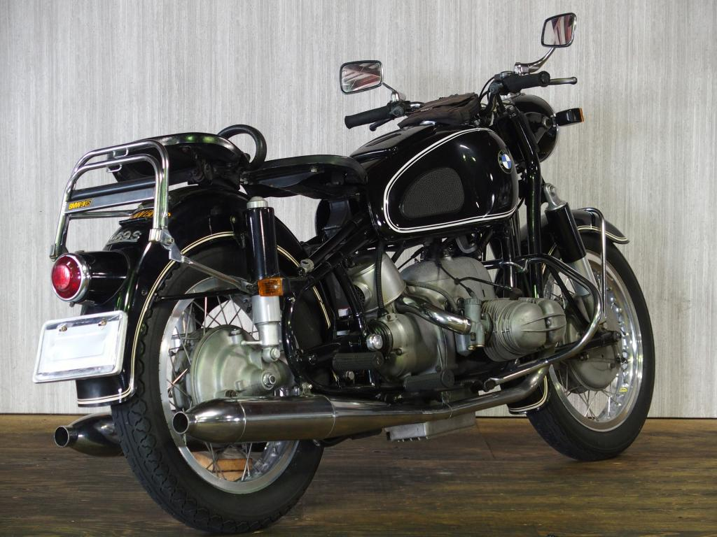BMW 1965 BMW R69S 車体写真3