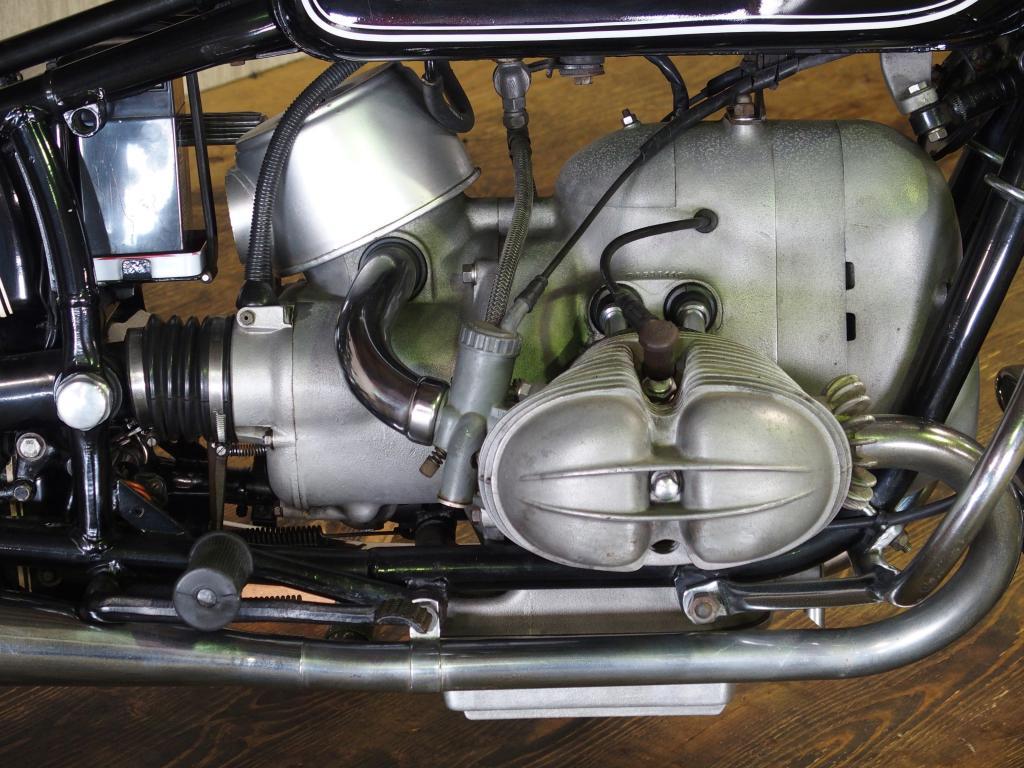 BMW 1965 BMW R69S 車体写真8