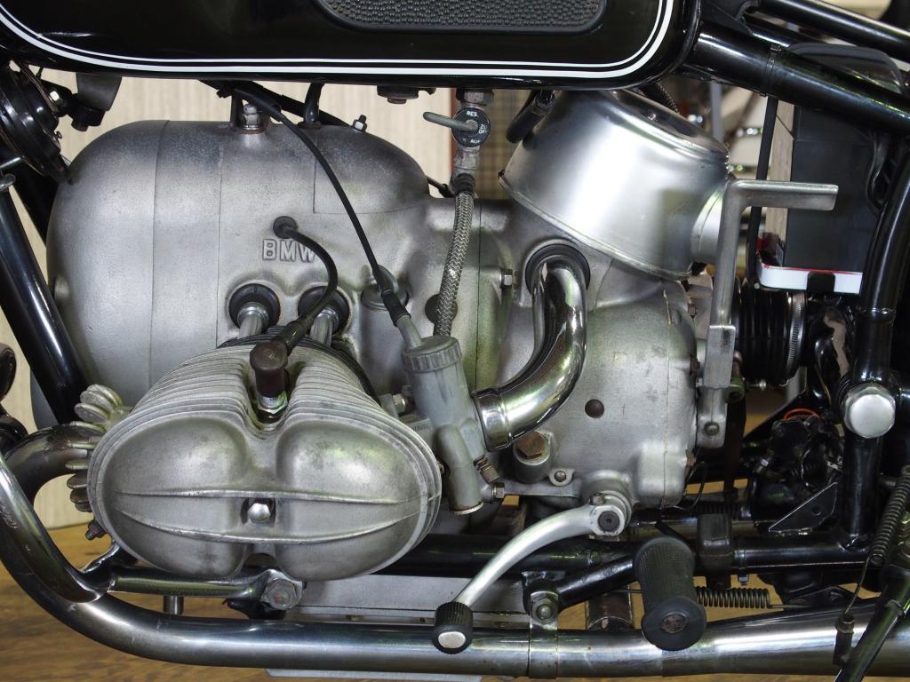 BMW 1965 BMW R69S 車体写真9