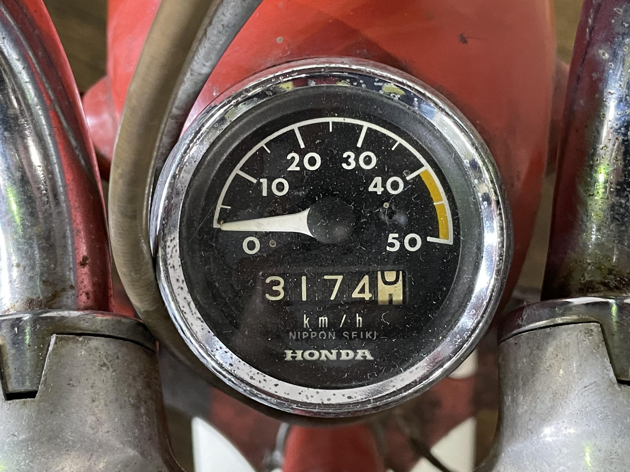 ホンダ HONDA MONKEY 車体写真10