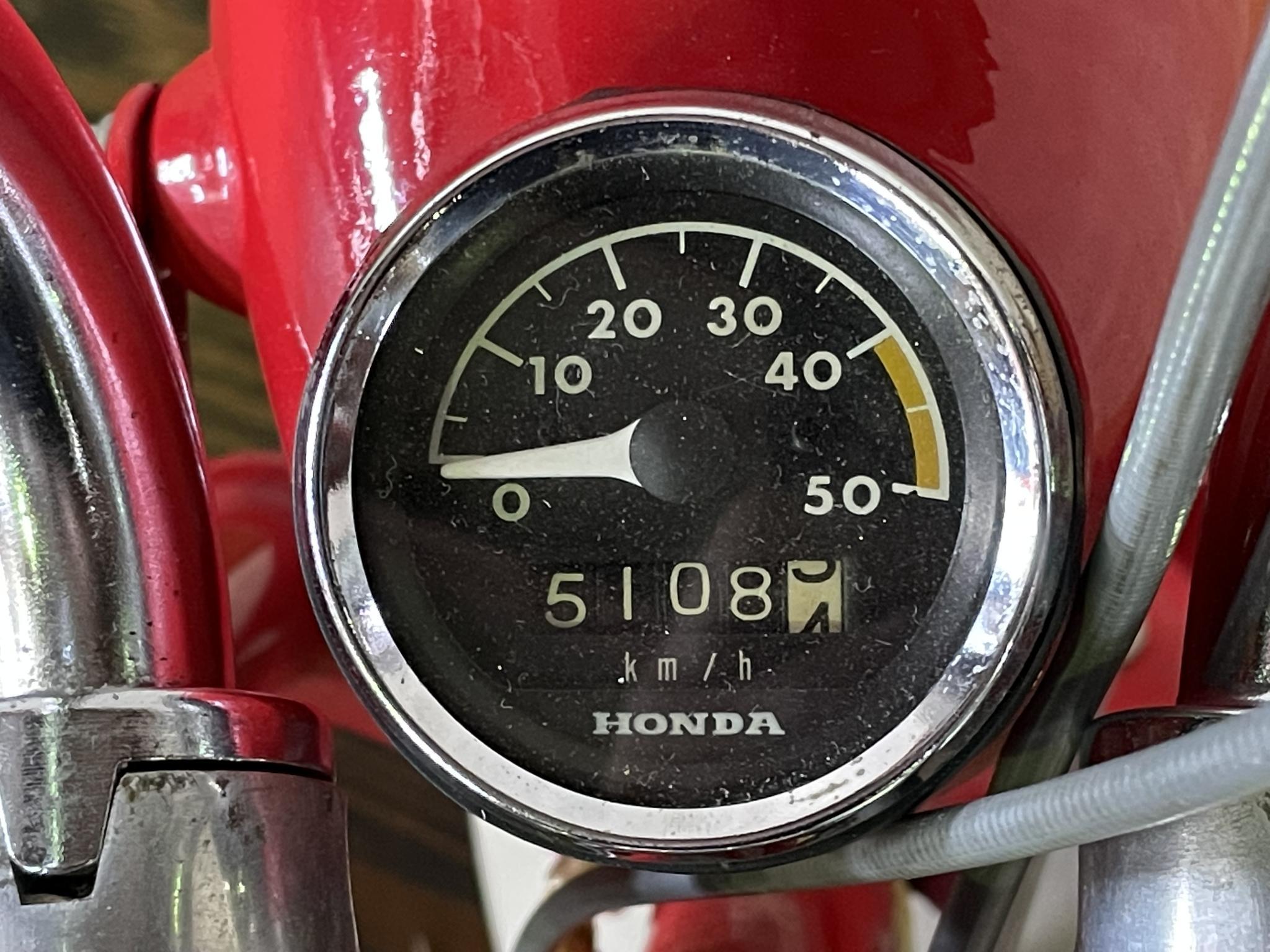 ホンダ HONDA MONKEY 車体写真11