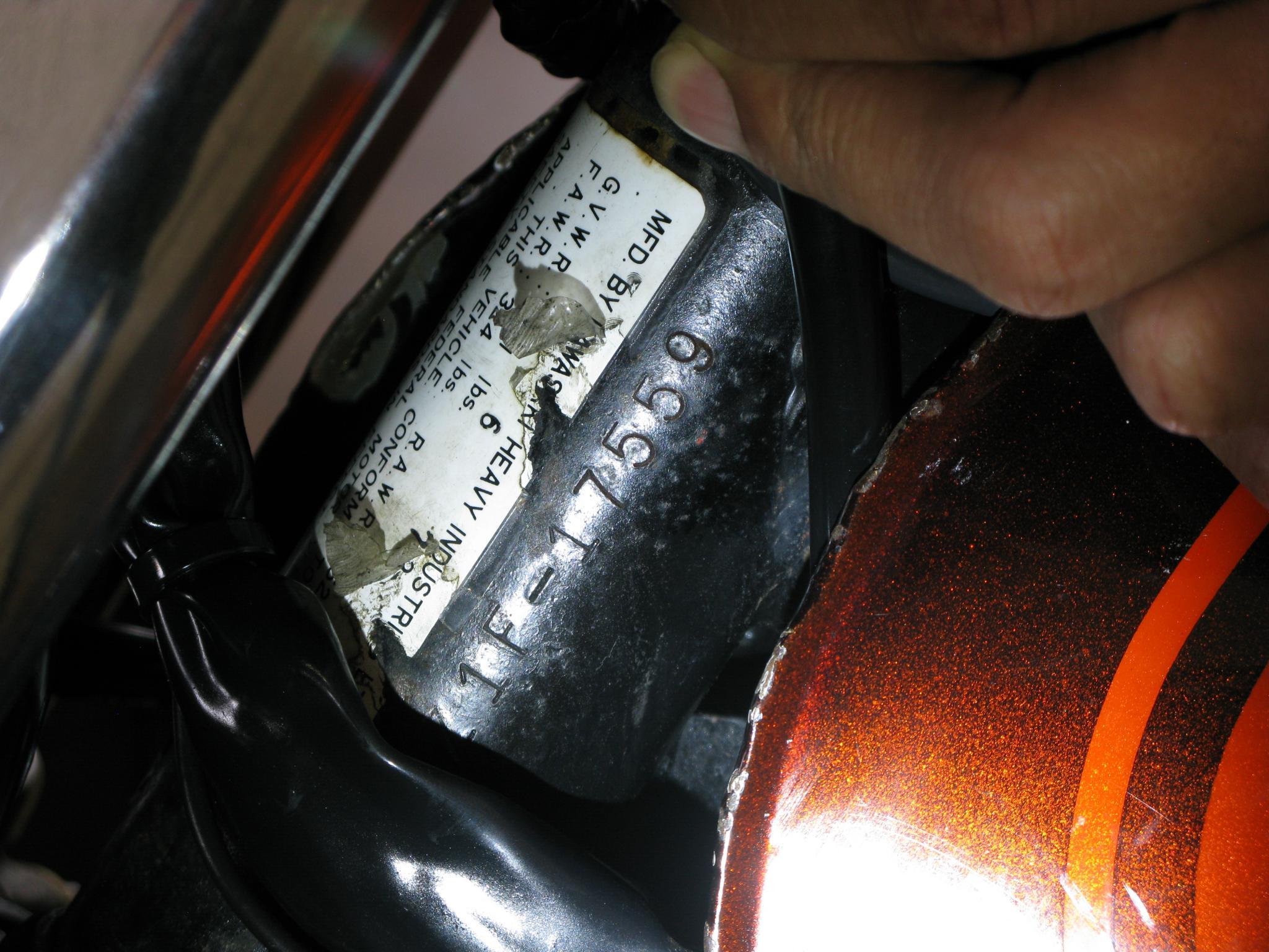 カワサキ 1973 Kawasaki Z1 車体写真12