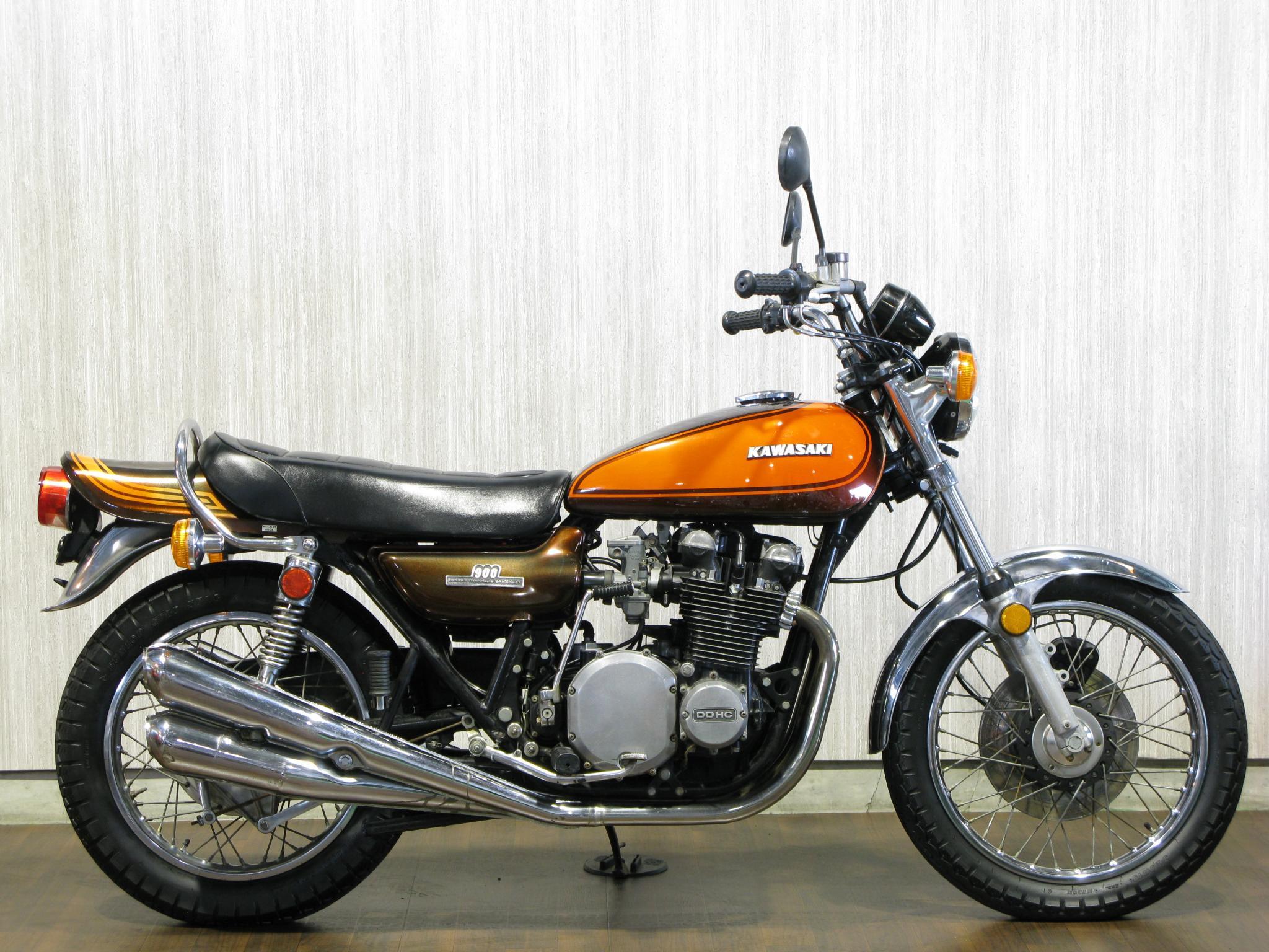カワサキ 1973 Kawasaki Z1 車体写真1