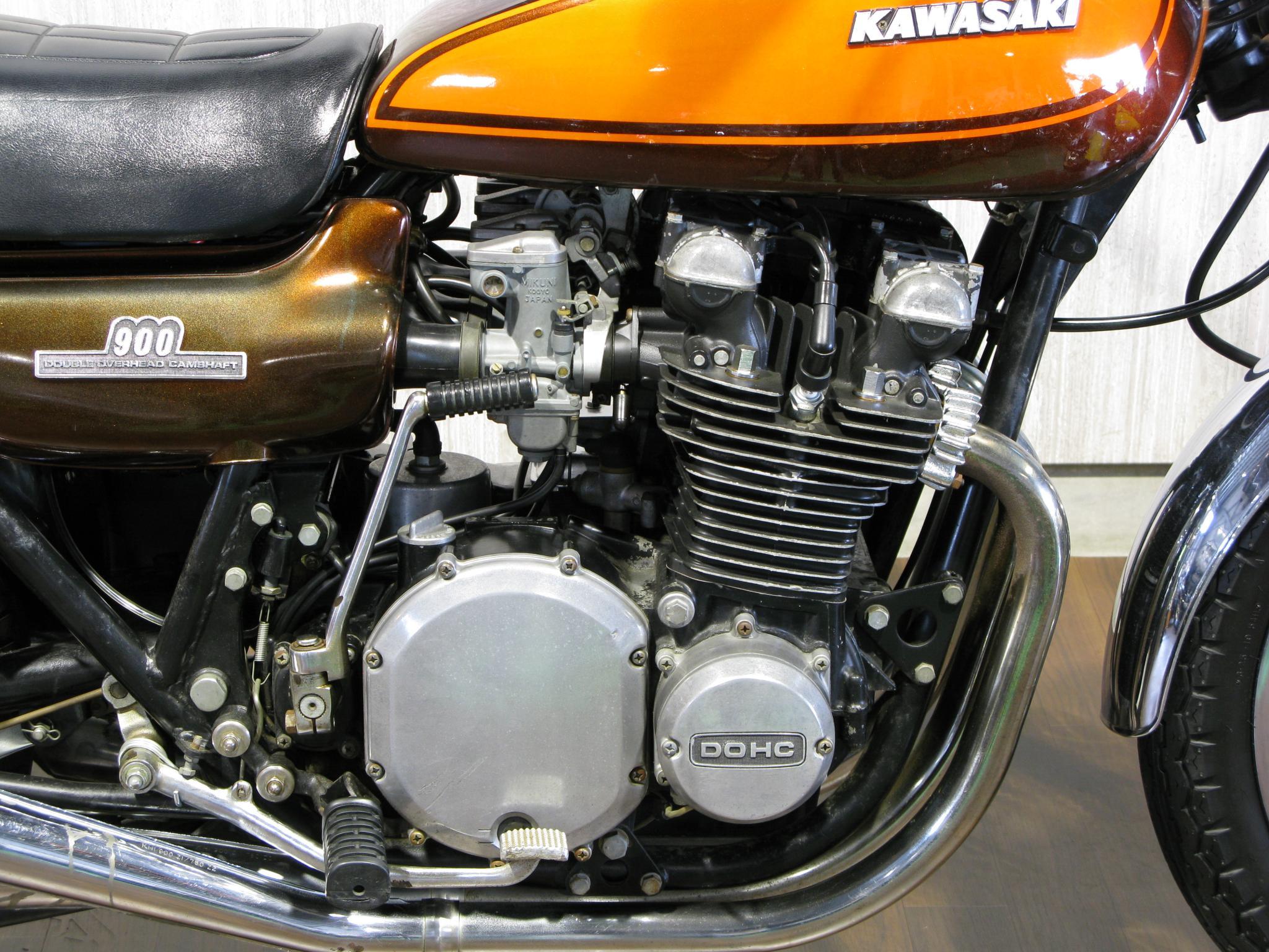 カワサキ 1973 Kawasaki Z1 車体写真7