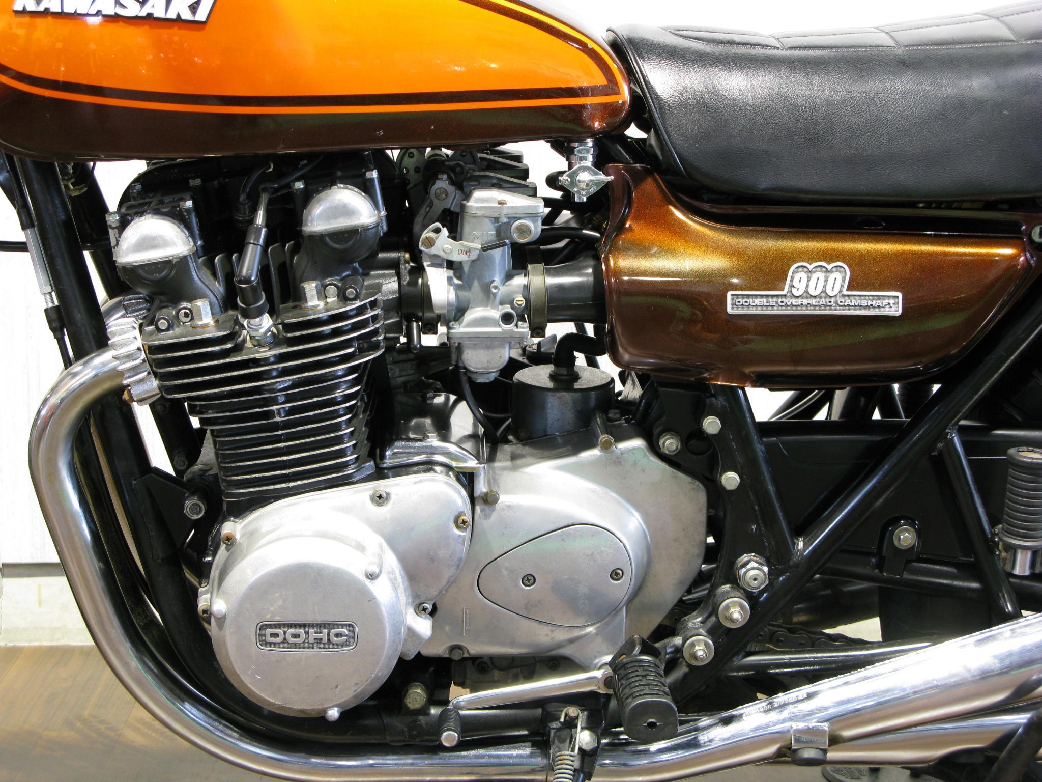 カワサキ 1973 Kawasaki Z1 車体写真8