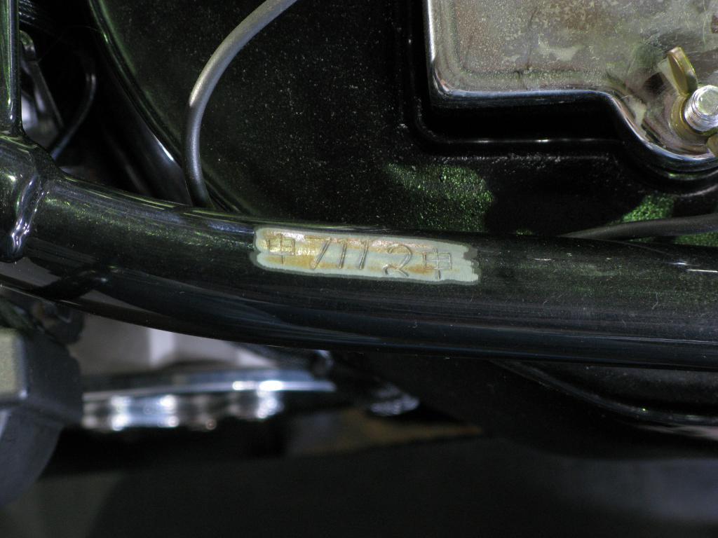 ハーレーダビッドソン 2017 MYP BSS Knuckle 車体写真12
