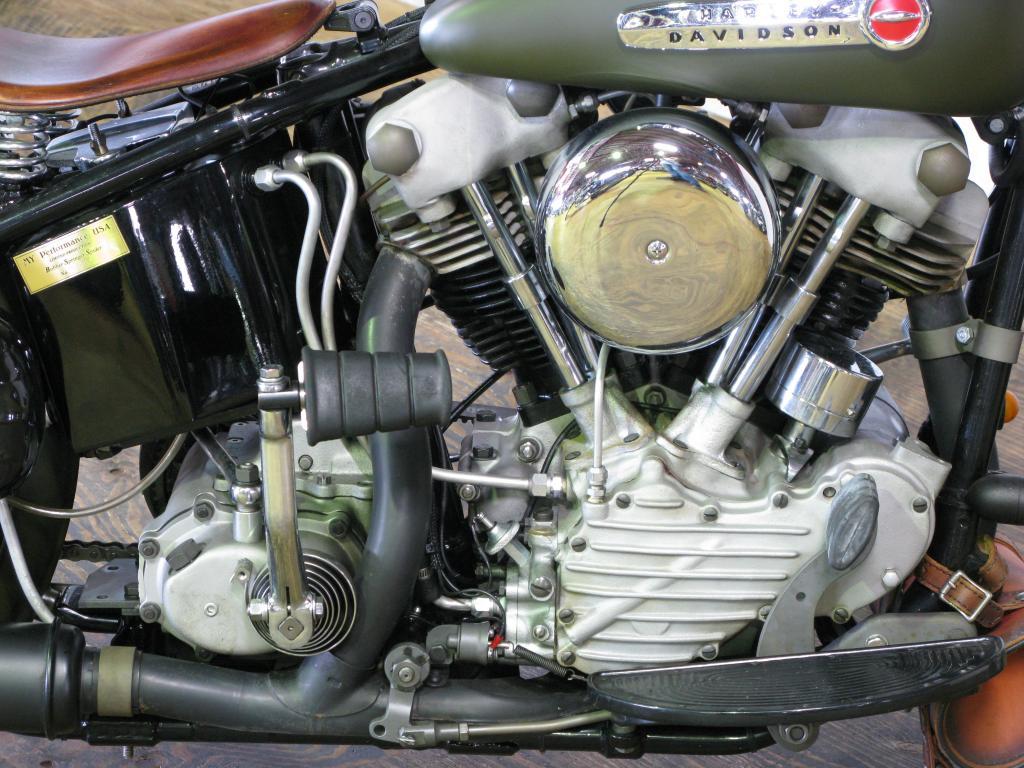 ハーレーダビッドソン 2017 MYP BSS Knuckle 車体写真7