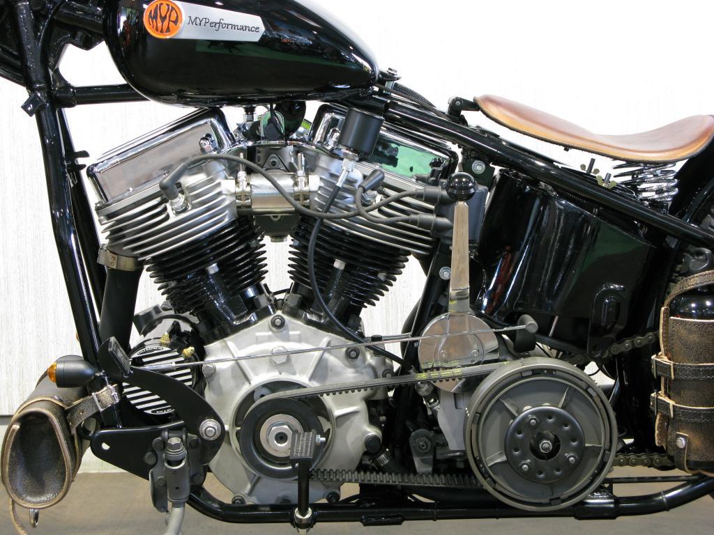 ハーレーダビッドソン New MYP BSS Panhead 車体写真8