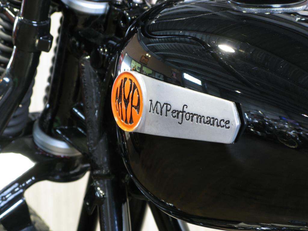 ハーレーダビッドソン New MYP BSS Panhead 車体写真9