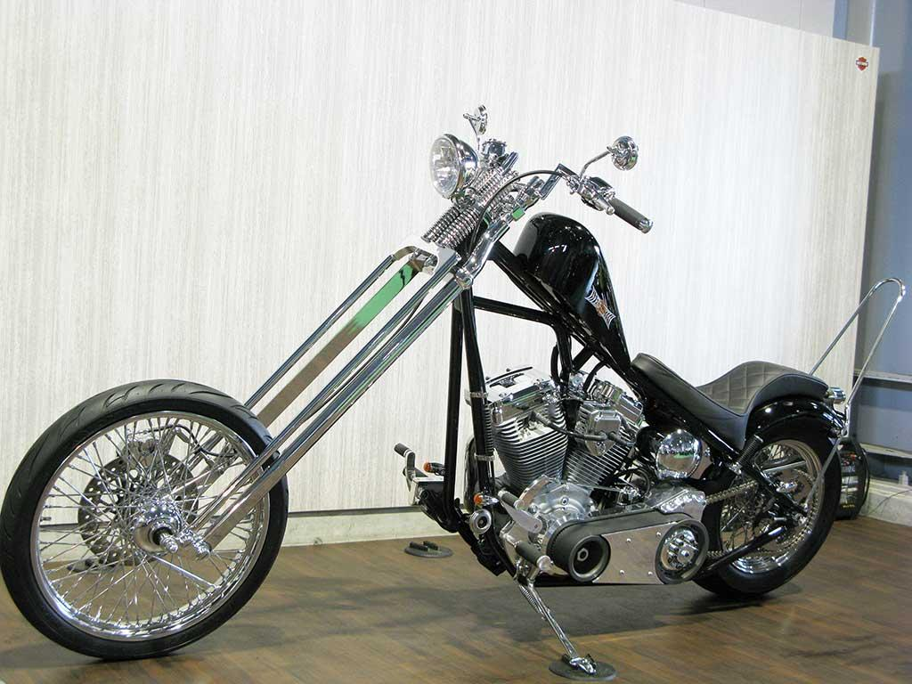 ハーレー MYP CSS Chopper Springer Spider 車体写真5