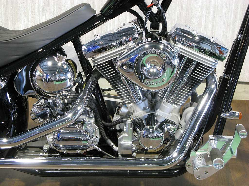 ハーレー MYP CSS Chopper Springer Spider 車体写真7