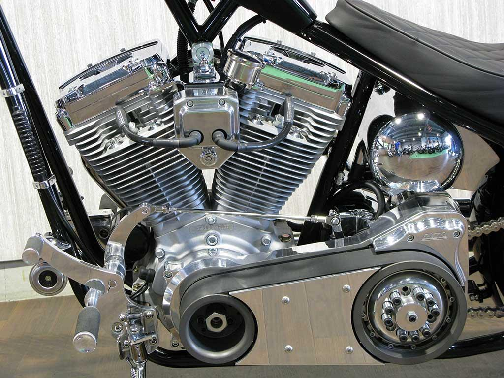 ハーレー MYP CSS Chopper Springer Spider 車体写真8
