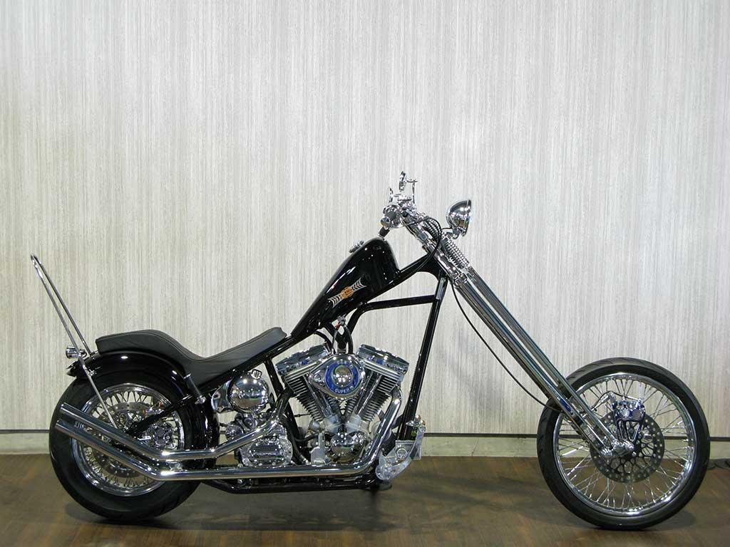ハーレー MYP CSS Chopper Springer Spider 車体写真1