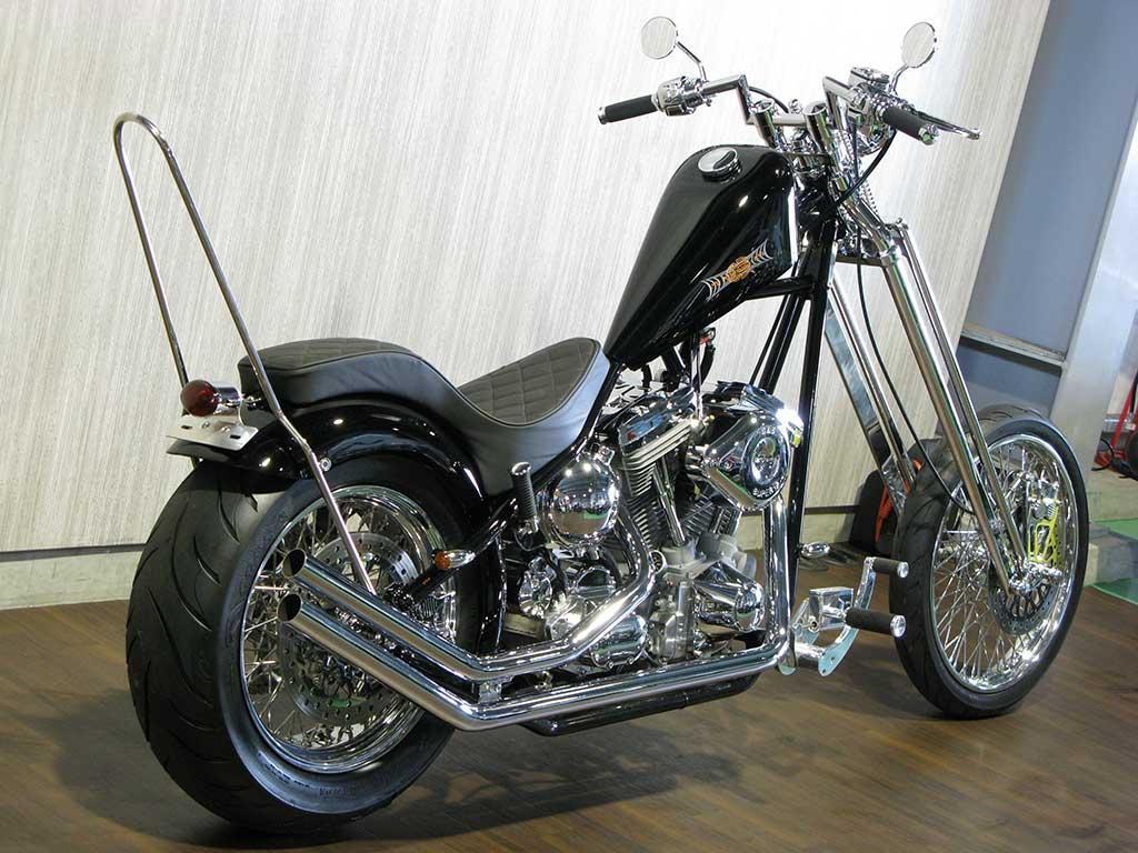 ハーレー MYP CSS Chopper Springer Spider 車体写真3