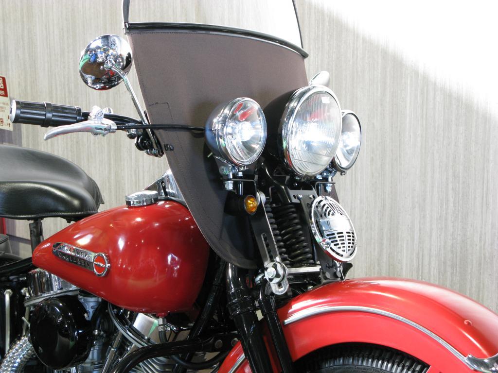 ハーレーダビッドソン New MYP 48 FL 1200 Pan Head 車体写真9