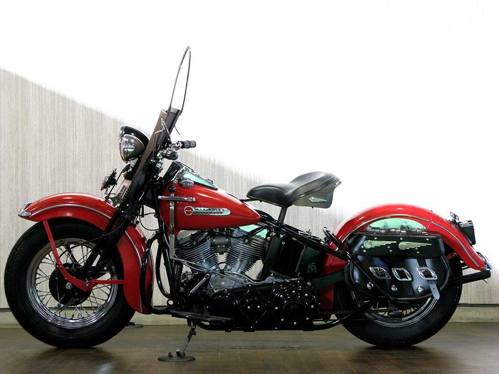 ハーレーダビッドソン New MYP 48 FL 1200 Pan Head 車体写真4