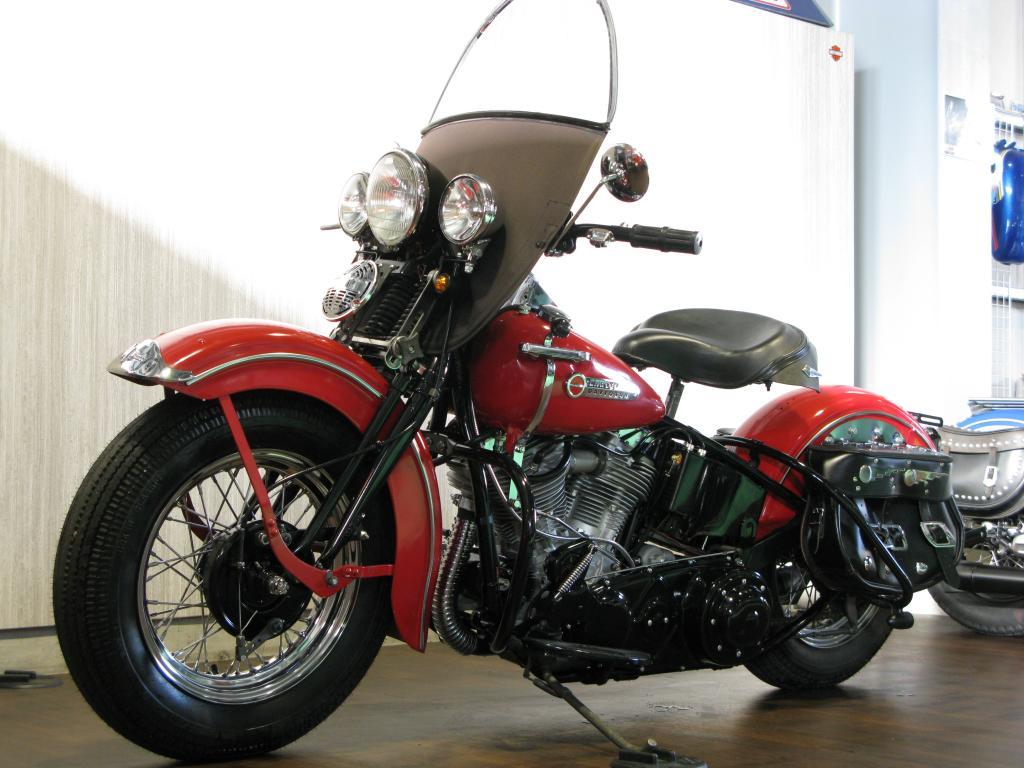 ハーレーダビッドソン New MYP 48 FL 1200 Pan Head 車体写真5