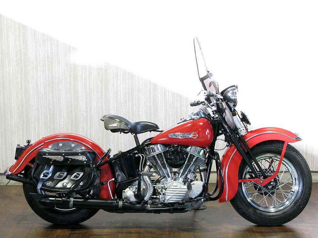 ハーレーダビッドソン New MYP 48 FL 1200 Pan Head 車体写真1