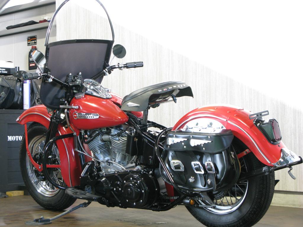 ハーレーダビッドソン New MYP 48 FL 1200 Pan Head 車体写真6