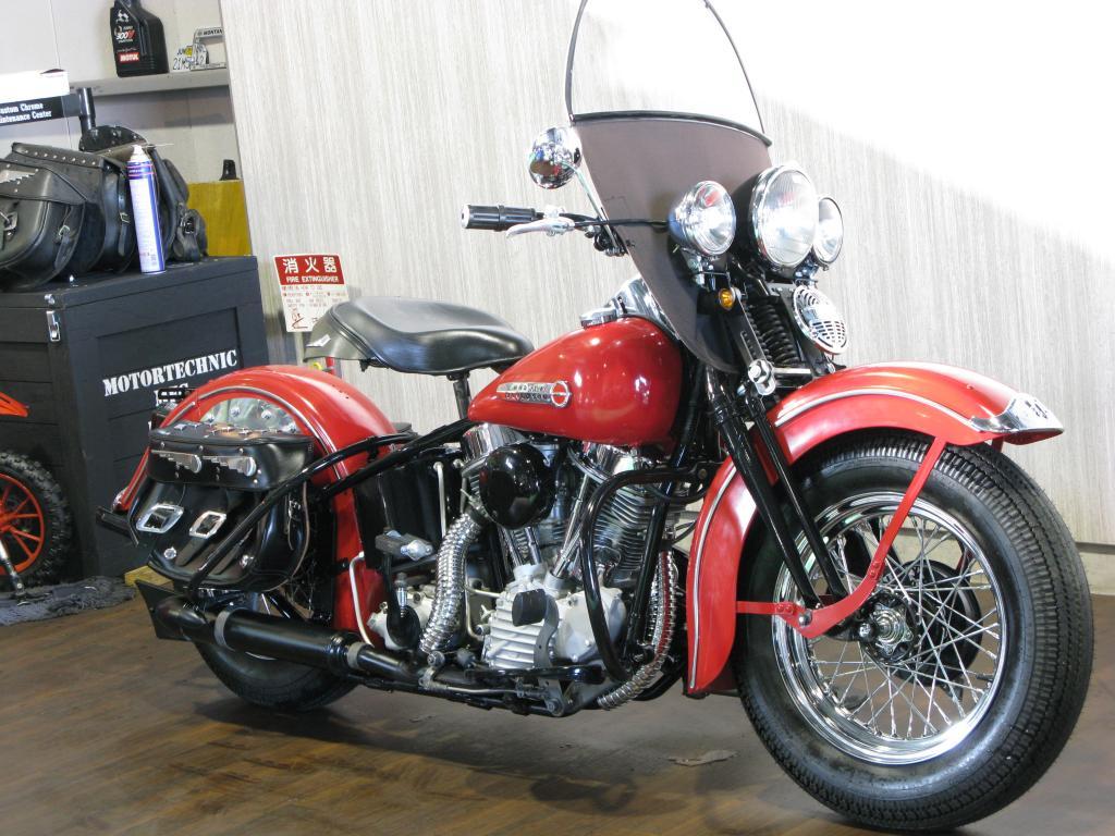 ハーレーダビッドソン New MYP 48 FL 1200 Pan Head 車体写真2
