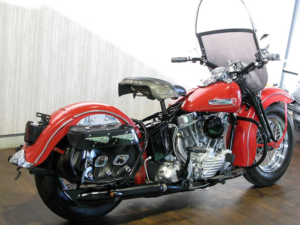 ハーレーダビッドソン New MYP 48 FL 1200 Pan Head 車体写真3