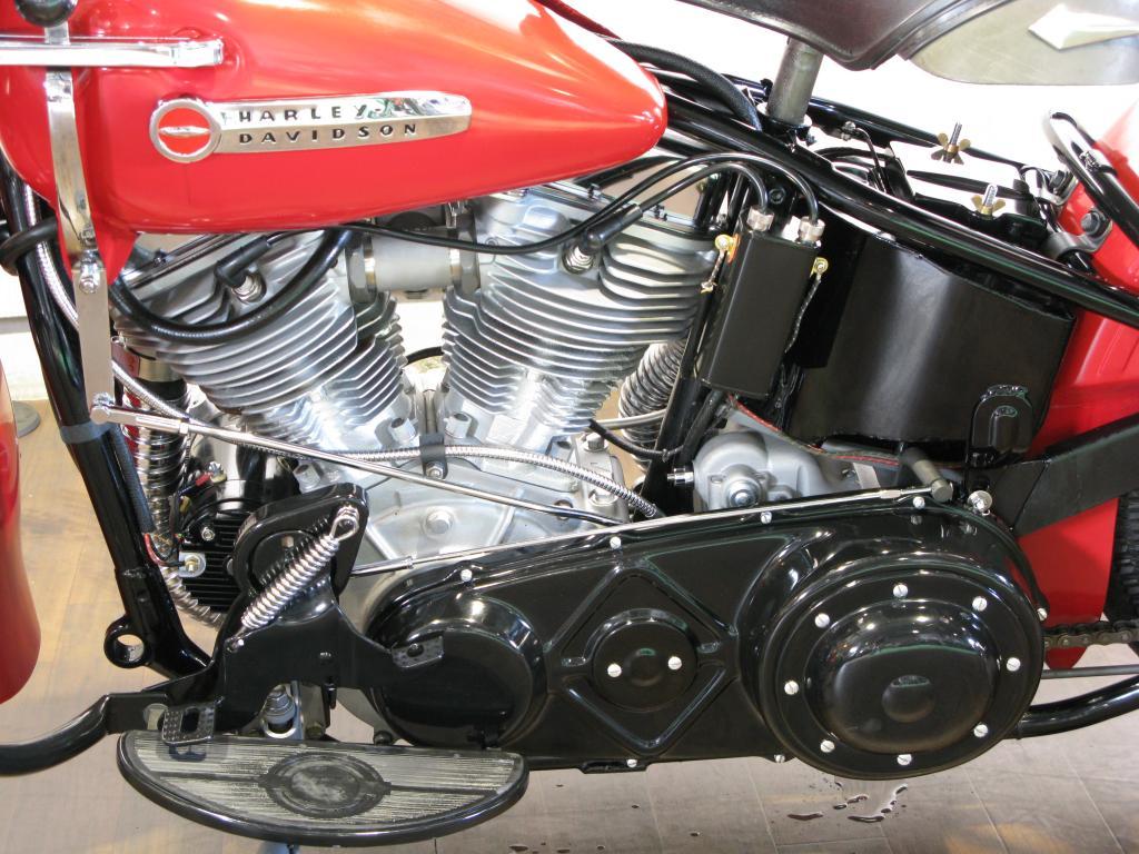 ハーレーダビッドソン New MYP 48 FL 1200 Pan Head 車体写真8