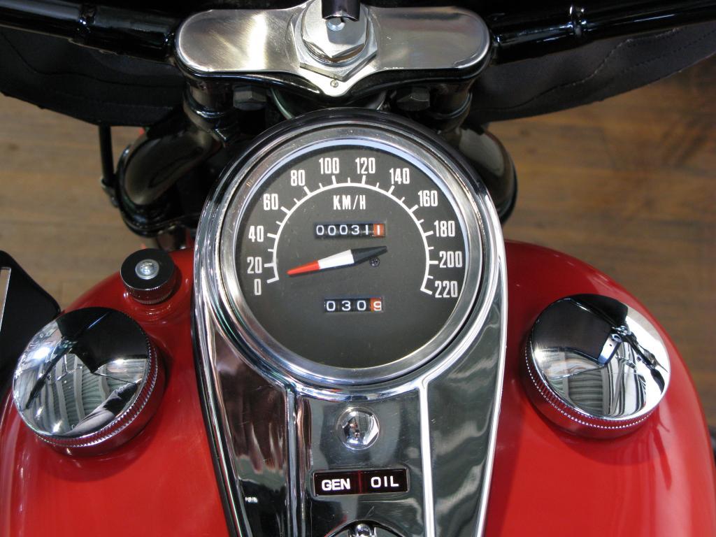 ハーレーダビッドソン New MYP 48 FL 1200 Pan Head 車体写真10