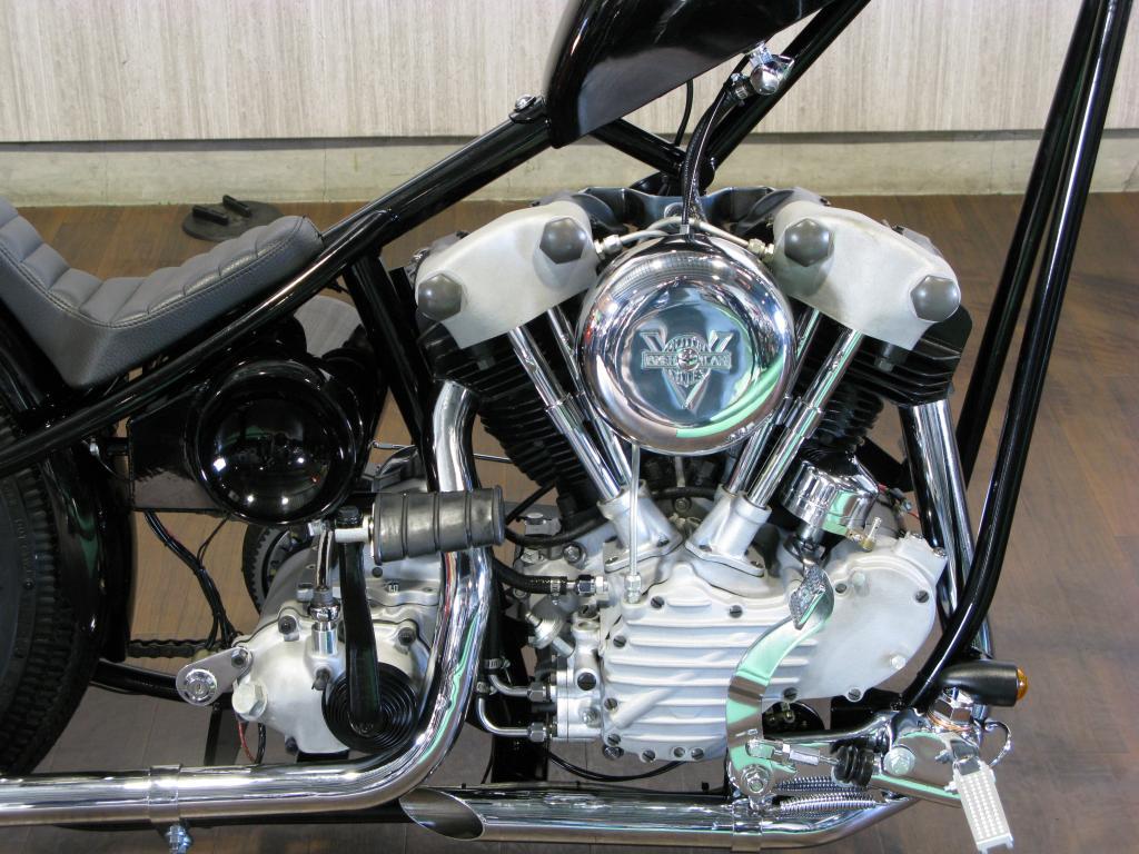 ハーレーダビッドソン New MYP CSS - Knuckle Head 車体写真6